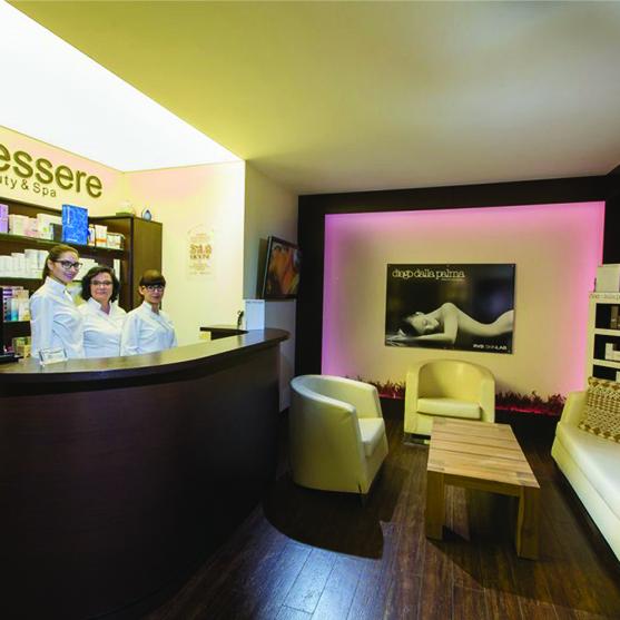 Salon kosmetyczny Benessere Kielce 1